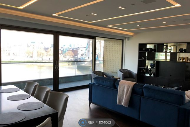 Thumbnail Flat to rent in Crown Square, London