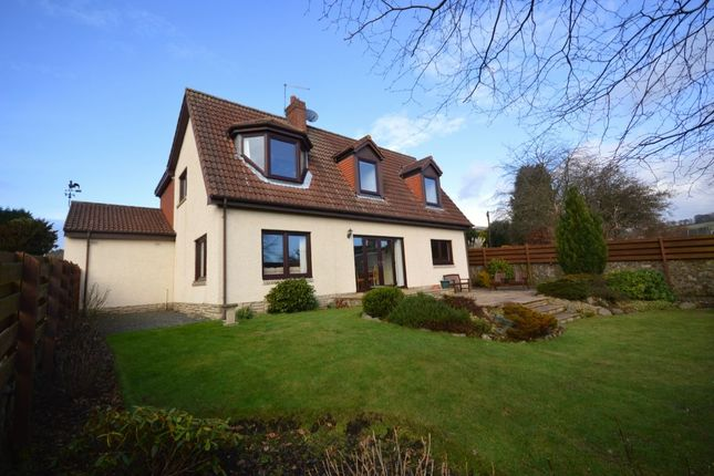 4 bed detached house for sale in The Glebe, Aberdour, Burntisland