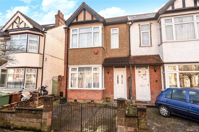 2 bed semi-detached house for sale in Hide Road, Harrow, Middlesex