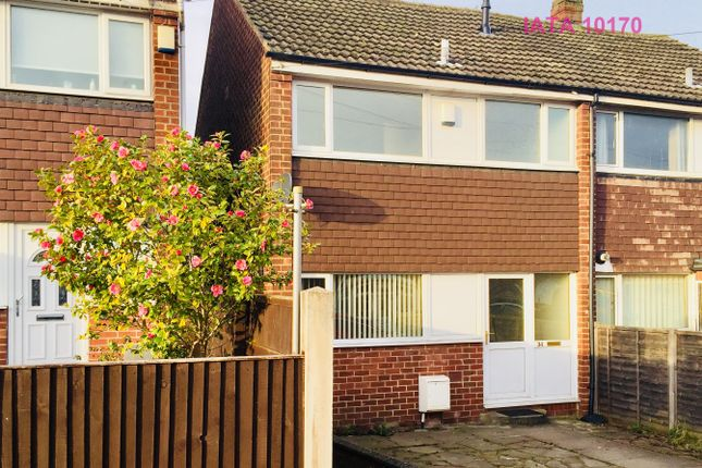 Thumbnail End terrace house to rent in Moor Avenue, Stanley, Wakefield