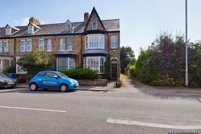 Thumbnail End terrace house for sale in Barmby Road, Pocklington, York, East Riding Of Yorkshire