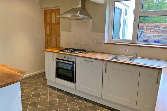 Kitchen of North Street, Salisbury, Wiltshire SP2