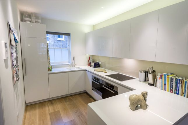 Kitchen of Pindock Mews, Little Venice, London W9
