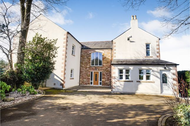 Thumbnail Detached house for sale in Grinsdale Bridge, Carlisle