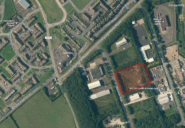 Thumbnail Land for sale in Killough Road Industrial Estate, Downpatrick, County Down