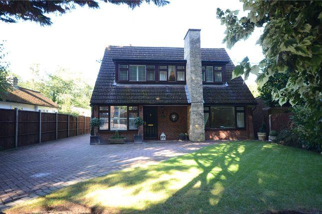 Thumbnail Detached house for sale in Warren Lane, Finchampstead, Wokingham