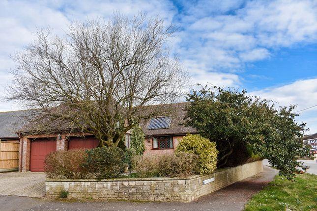 Thumbnail Detached bungalow for sale in Wheat Close, Kingston, Sturminster Newton