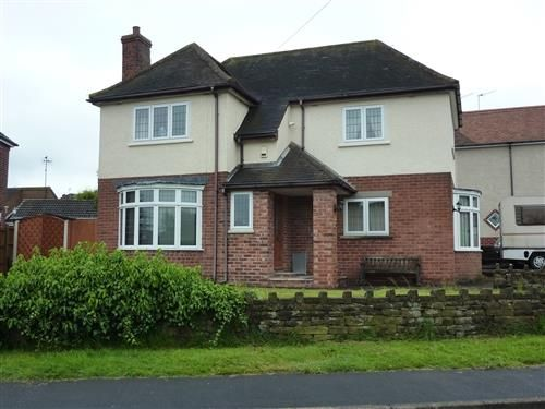 Thumbnail Detached house to rent in Somersall Park Road, Somersall, Chesterfield