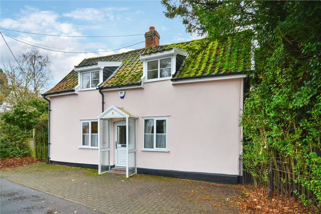 Thumbnail Cottage for sale in Walcot Road, Diss