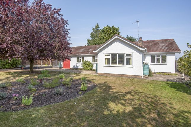 Thumbnail Detached bungalow for sale in Moor Lane, Roughton, Woodhall Spa