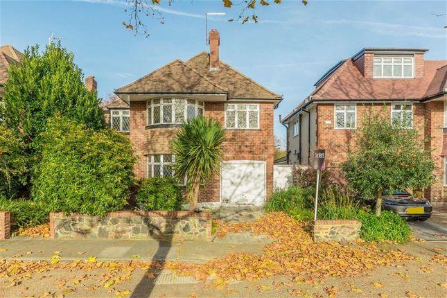 Thumbnail Detached house to rent in Park Road, Hampton Hill, Hampton