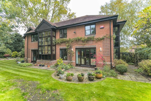 Thumbnail Detached house for sale in Dovecote Croft, Great Linford, Milton Keynes