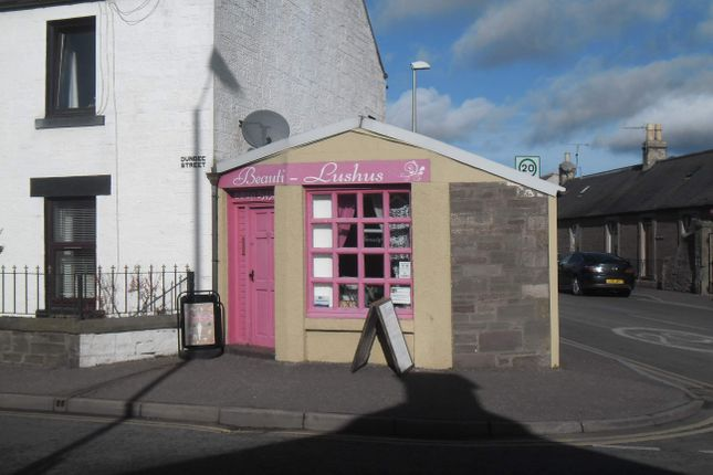 Thumbnail Retail premises to let in 158 Dundee Street, Carnoustie