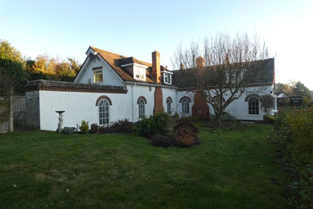 Thumbnail Link-detached house for sale in High Street, Child Okeford, Blandford Forum