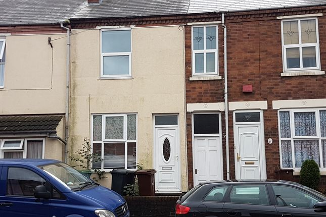 Thumbnail Terraced house to rent in Parkfield Rd, Wolverhampton