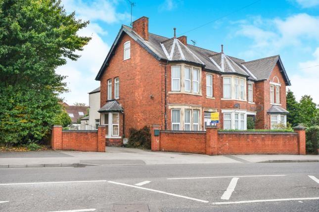 Thumbnail Semi-detached house for sale in Kirkby Road, Sutton-In-Ashfield, Nottinghamshire