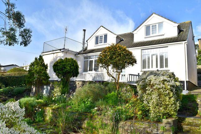 Thumbnail Detached house to rent in Penpol, Devoran, Truro