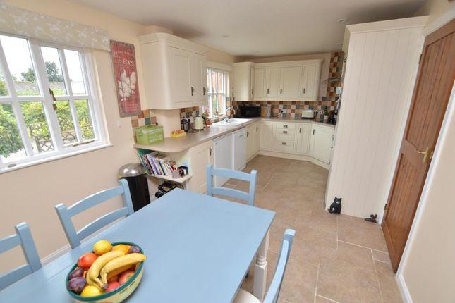 Kitchen/Diner of Rewe Court, Rewe, Exeter, Devon EX5