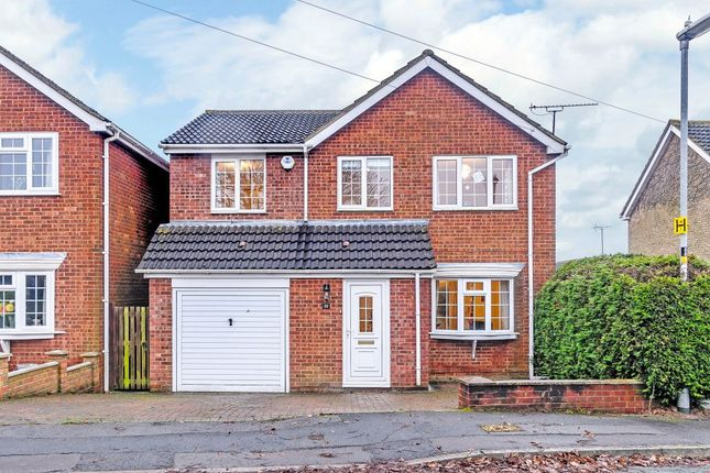 Thumbnail Detached house for sale in Kingsley Avenue, Royal Wootton Bassett