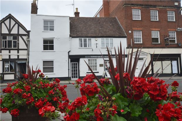 Thumbnail Terraced house for sale in Tewkesbury, Gloucestershire