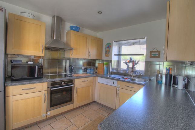Kitchen of Went Edge Road, Kirk Smeaton, Pontefract WF8