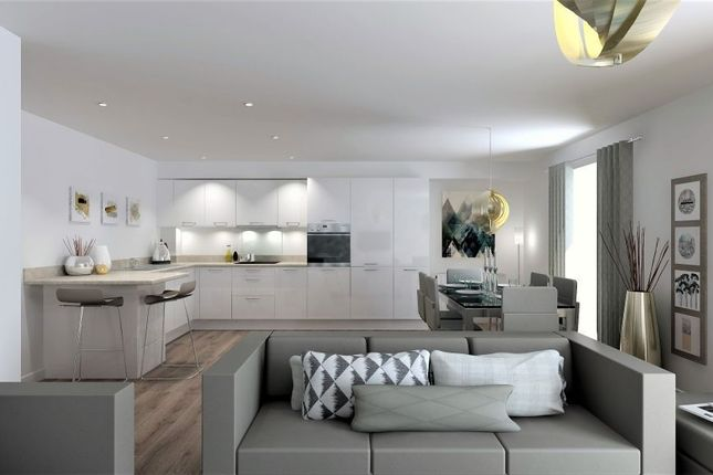 Thumbnail Flat for sale in Lanark Road West, Currie