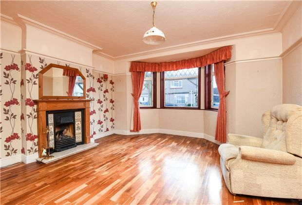 Thumbnail End terrace house for sale in Garden Avenue, Mitcham, Surrey
