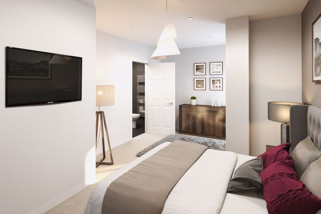 Thumbnail Flat for sale in Royden Way, Liverpool