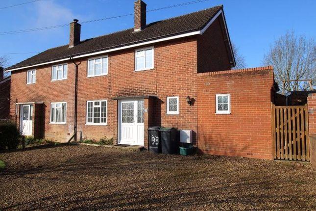 Thumbnail Semi-detached house to rent in Fairfield Road, Borough Green, Sevenoaks