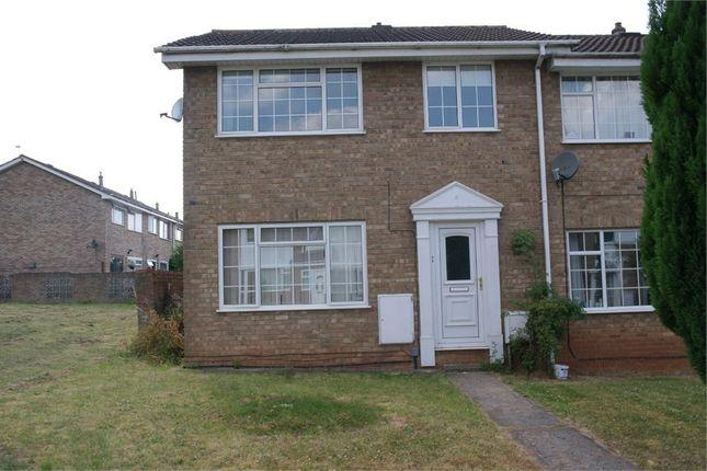 Thumbnail End terrace house to rent in Kingscote, Yate, Bristol