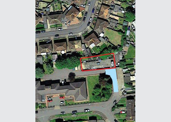 Thumbnail Land for sale in The Glebe, West Drayton
