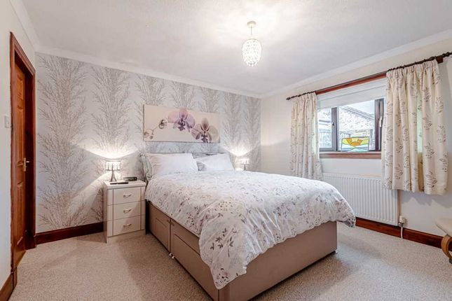 Master Bedroom of North Green Drive, Airth, Falkirk FK2