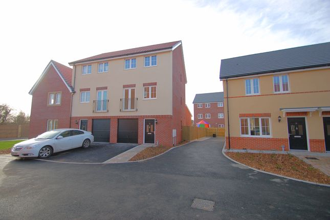 3 bed semi-detached house for sale in Hay Grove, Wellsea Grove, Weston Super Mare