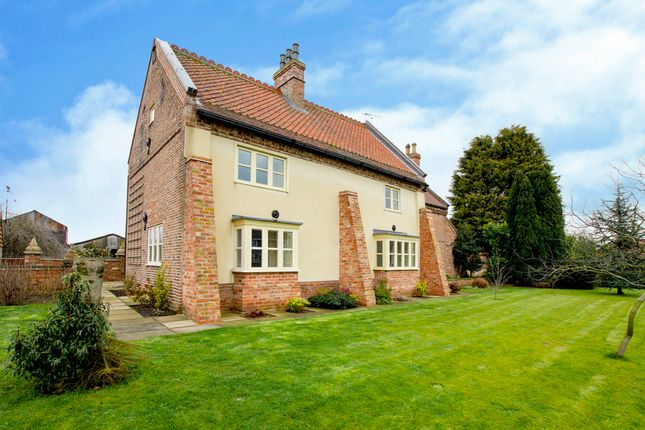Thumbnail Detached house for sale in Town Street, Treswell, Retford
