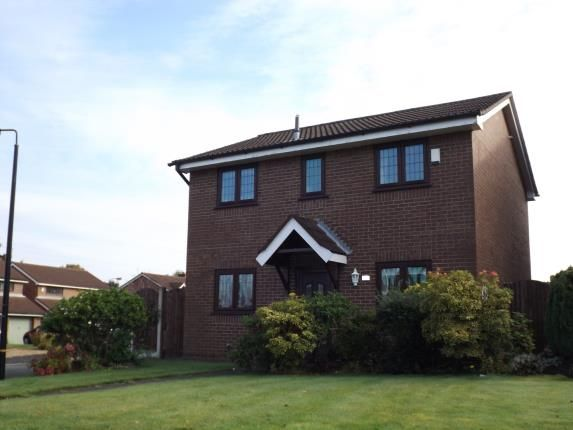 Thumbnail Detached house for sale in Bickerton Road, Altrincham, Greater Manchester