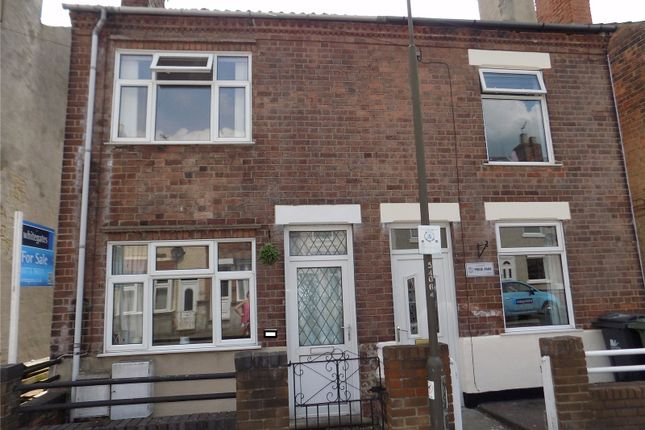 Thumbnail Semi-detached house for sale in Elnor Street, Langley Mill, Nottingham, Derbyshire