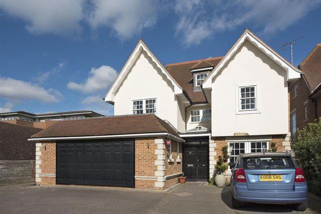 Thumbnail Detached house for sale in Allandale Avenue, London