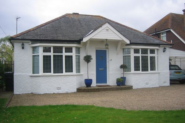 Thumbnail Bungalow for sale in Rattle Road, Westham, Pevensey