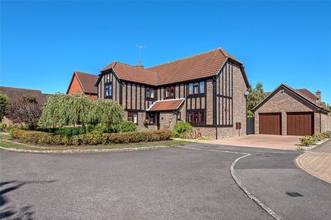 Thumbnail Detached house for sale in Cox Green, College Town, Sandhurst, Berkshire