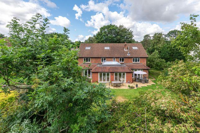 Thumbnail Detached house for sale in Kilmeston Road, Kilmeston, Alresford, Hampshire