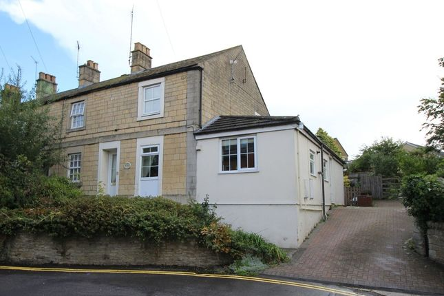 Thumbnail End terrace house to rent in Westmead Lane, Chippenham