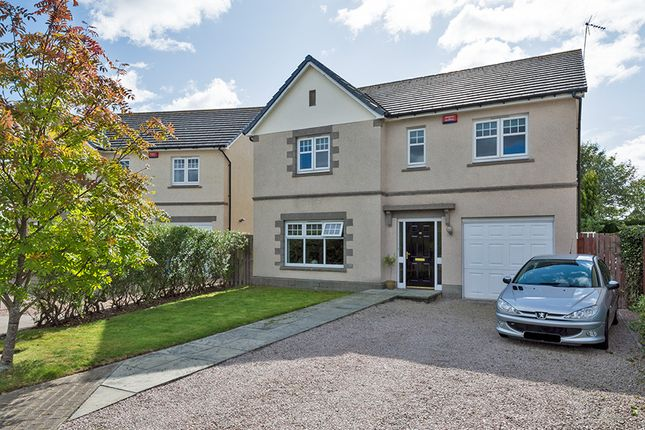 Thumbnail Detached house for sale in Morrison's Croft Crescent, Bridge Of Don, Aberdeen