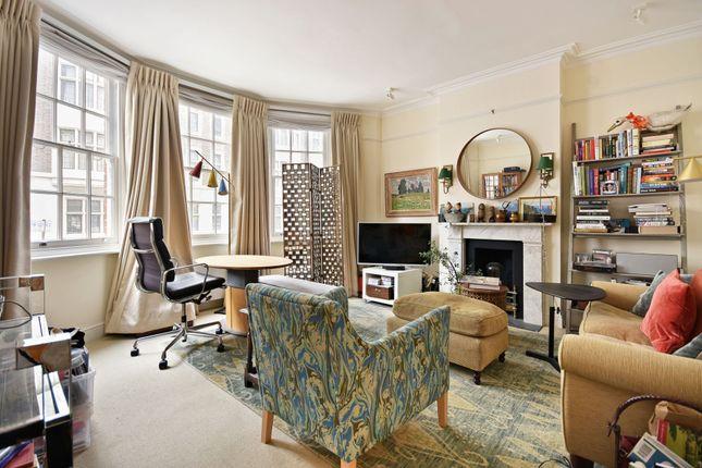 Thumbnail Flat for sale in Marylebone Street, Marylebone Village, London