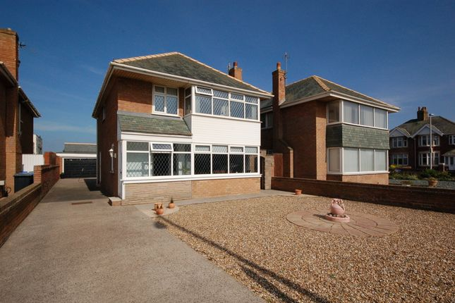 External of Clifton Drive, Blackpool FY4