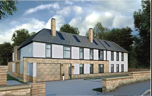 Thumbnail Flat for sale in Plot 1, Allerton Park, Chapel Allerton, Leeds
