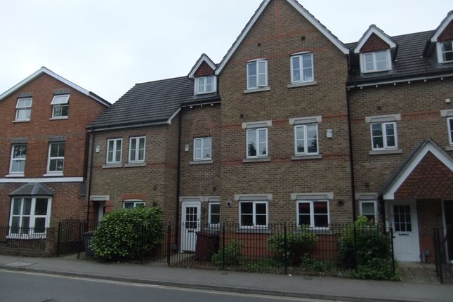 Thumbnail Terraced house to rent in Cintra Close, Reading