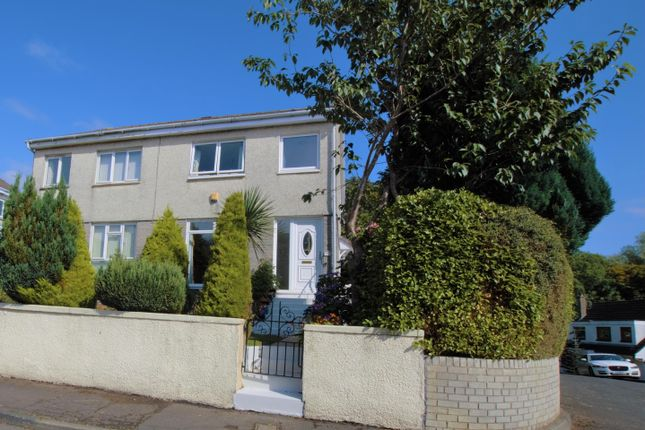 Thumbnail Semi-detached house for sale in 18 Manse Road, West Kilbride