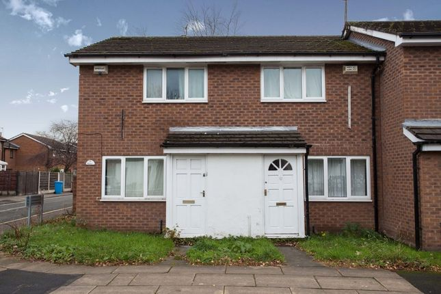 Thumbnail Terraced house to rent in Taylorson Street, Salford