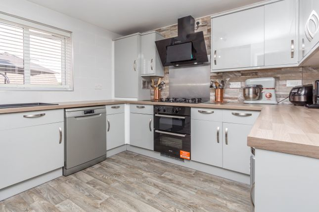 Kitchen of Leighton Close, Wellingborough NN8