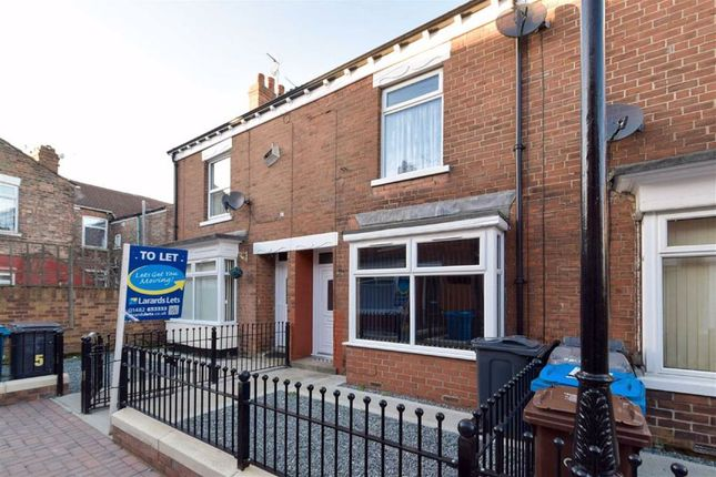 Thumbnail Terraced house to rent in Alandale Avenue, Stirling Street, Hull